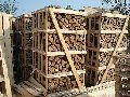 Drewno na opał w skrzyniopaletach