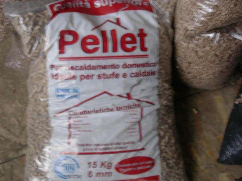 Pellet pelets biomasa