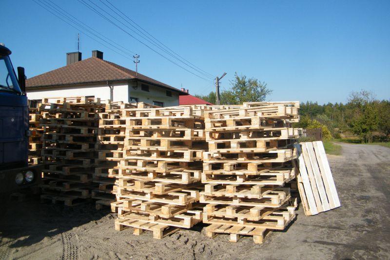 Paleta drewniana przemysłowa 1200-800