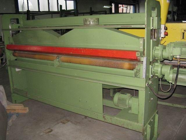 Szczotkarka Buerkle model CBM 2400