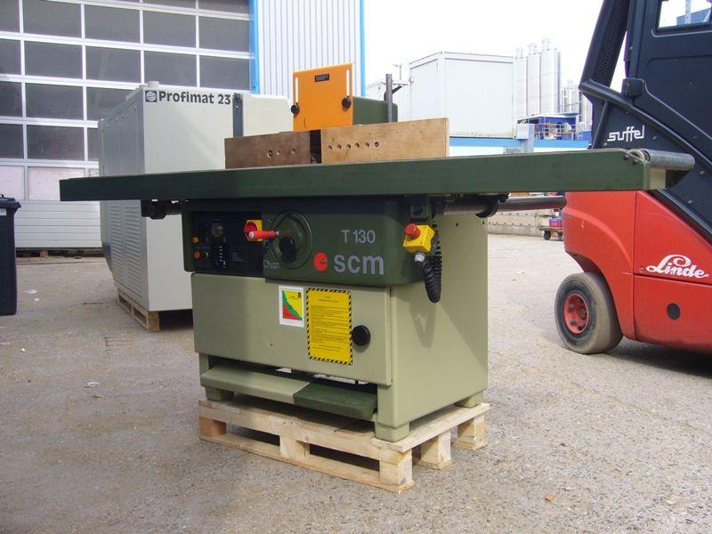 Frezarka stolowa SCM Typ T130