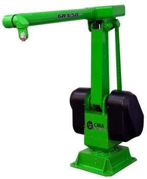 ROBOT LAKIERNICZY GR-650 TANIO OKAZJA