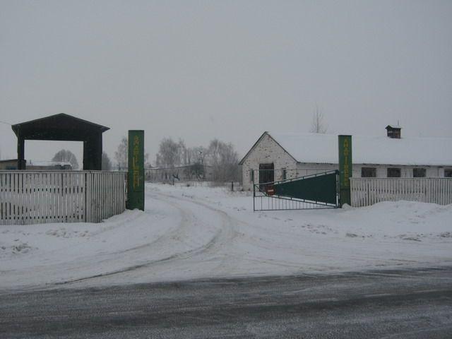 Ukraina.Gospodarstwo rolne, ferma trzody blisko trasy Kijow-Warszawa. Na sprzedaz, wynajem.