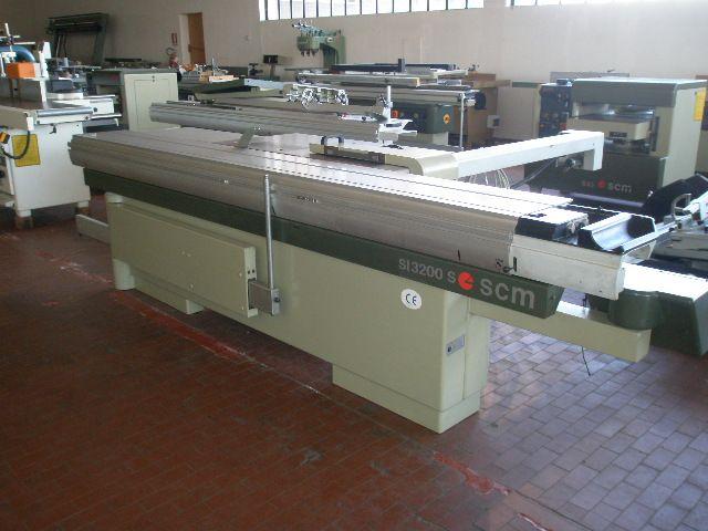 Piła formatowa SCM SI-3200S