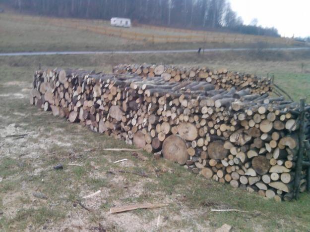 Kupię drewno opałowe - hurt