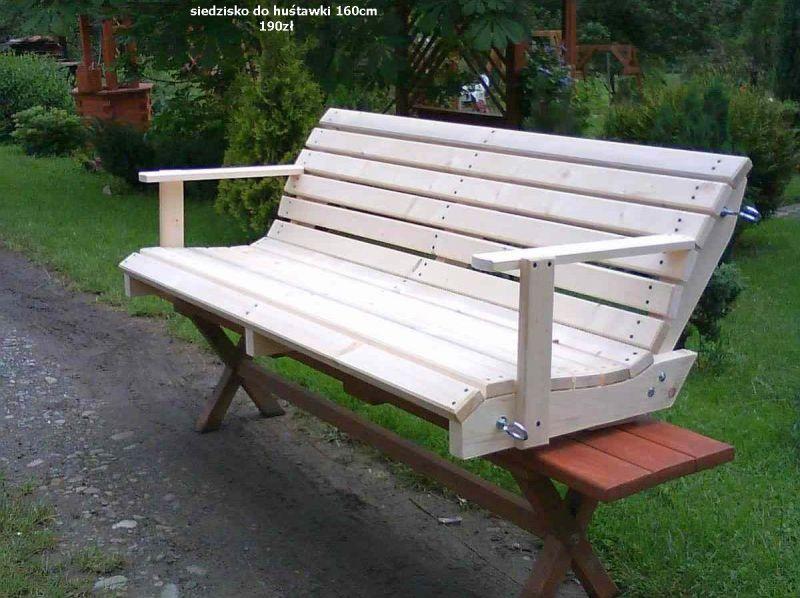 ławka, siedzisko do huśtawki sprzedam
