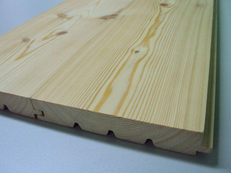 Deski podłogowe modrzew syberyjski