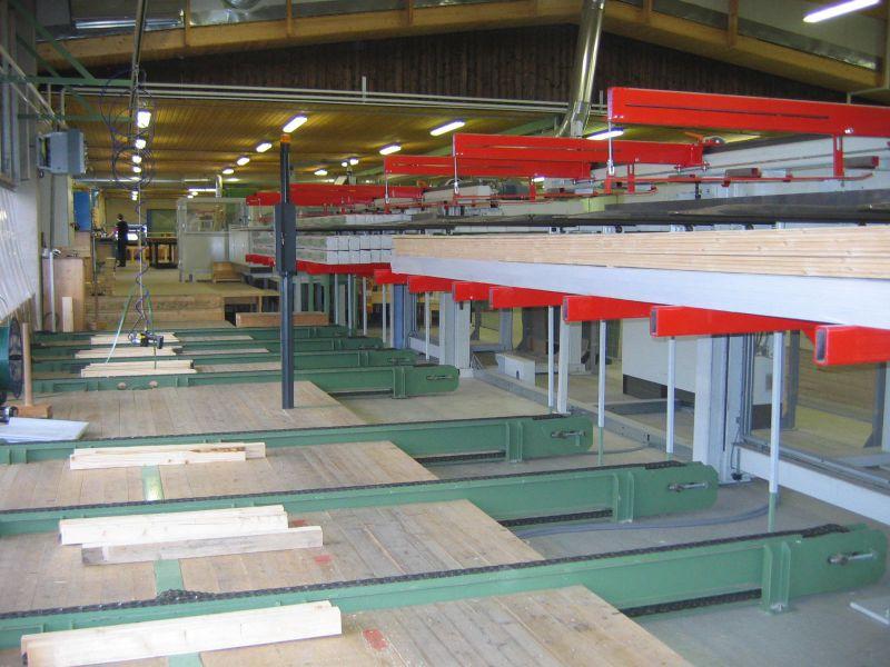 Drewno konstrukcyjne suszone,strugane,certyfikowane