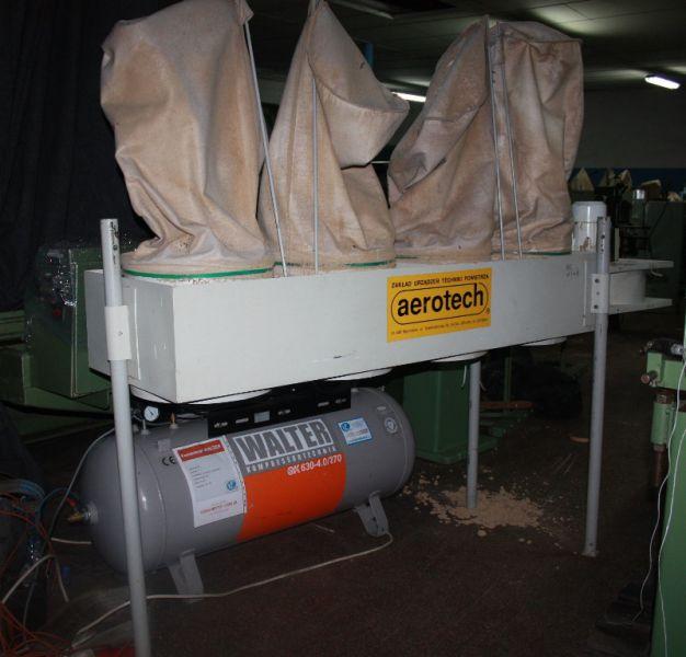 Odpylacz AEROTECH 4 workowy