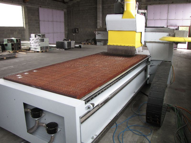 CNC HOMAG OPTIMAT BOF VECTOR 2002r.