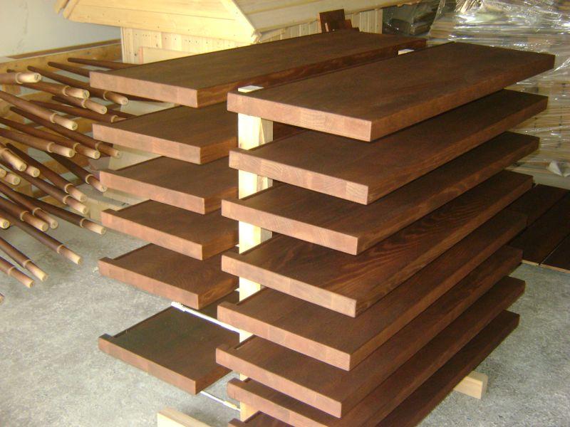 sprzedam, stopnie,podstopnice, belki drewno dębowe