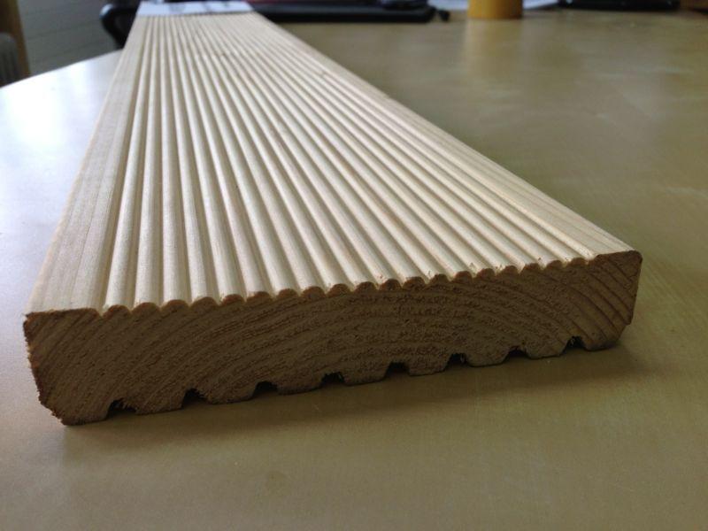 Deski tarasowe 28x145mm - WYSOKA JAKOŚĆ