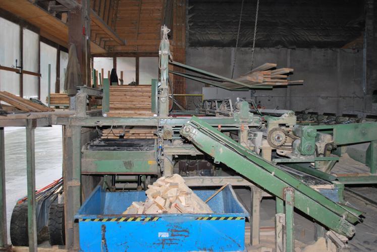 Maszyna do sztaplowania KALLFASS