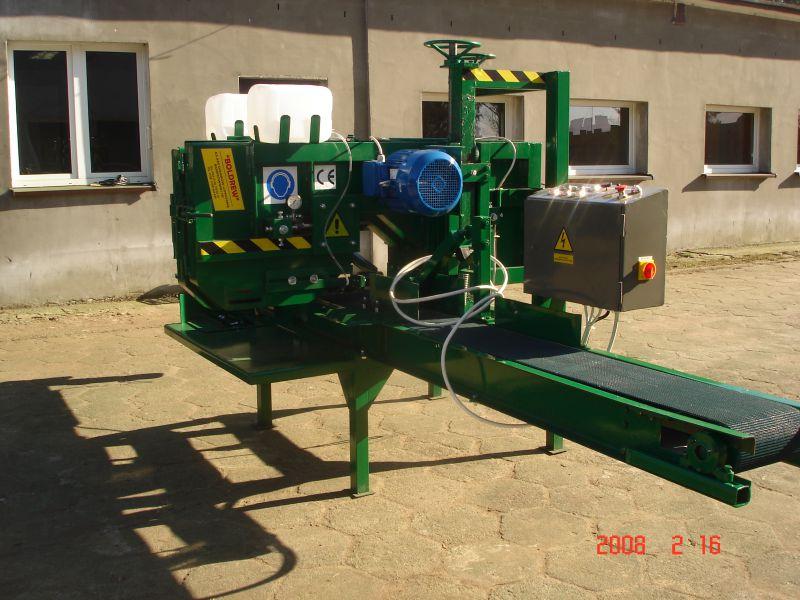 Piła Rozdzielcza 2- głowicowa C-1200 C-2 Producent Maszyna Fabrycznie Nowa