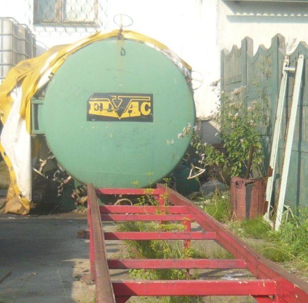 Suszarnia próżniowa do drewna ELVAC PS-5