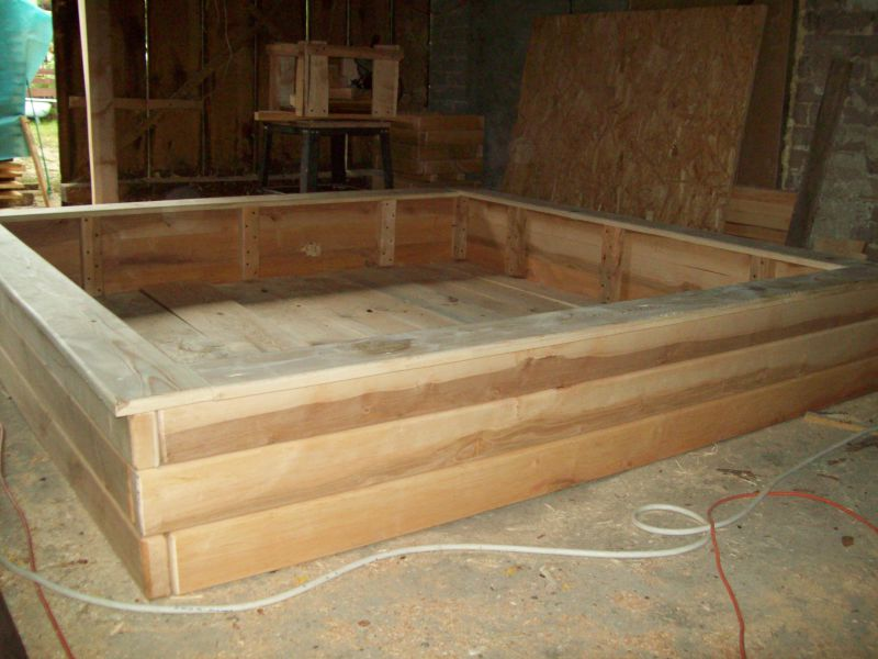 piaskownice drewniane