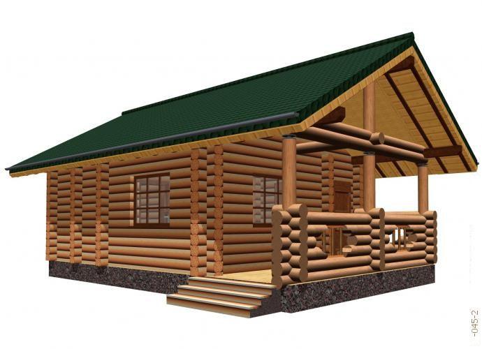 Zlece wykonanie domkow drewnianych -letniskowych