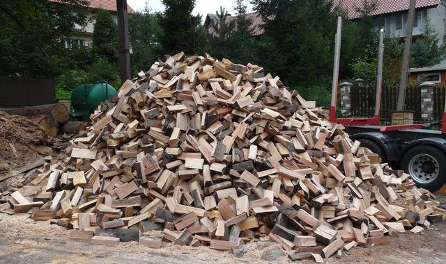 drewno opałowe, kominkowe buk 160zł/mp