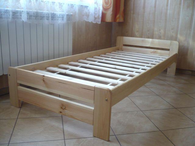 Sprzedam łóżka sosnowe