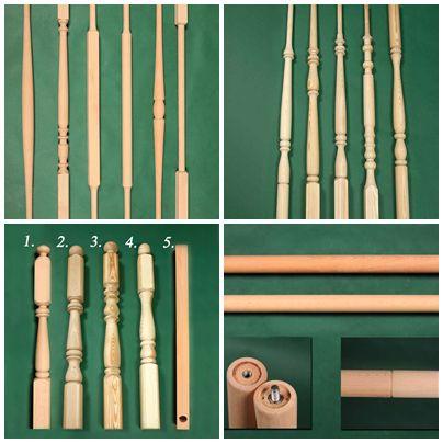 Profesjonalne toczenie w drewnie od detali po duże elementy