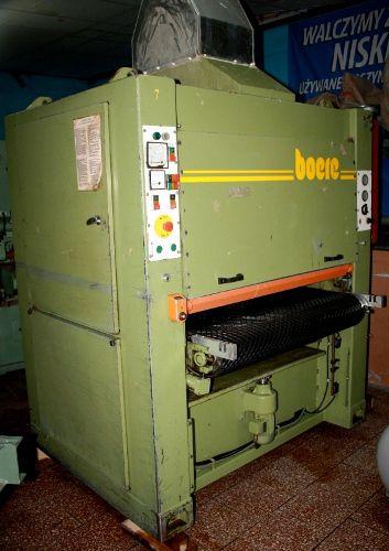 Szlifierka szerokotasmowa BOERE 110