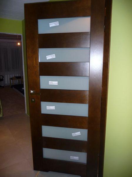 Drzwi drewniane wewnętrzne lub zewnętrzne