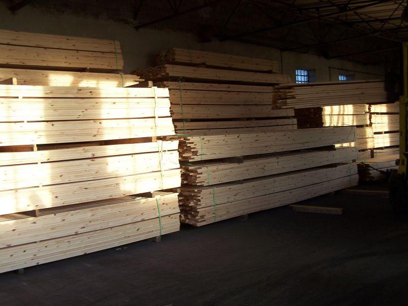 producent podłogi i podbitki sosnowej
