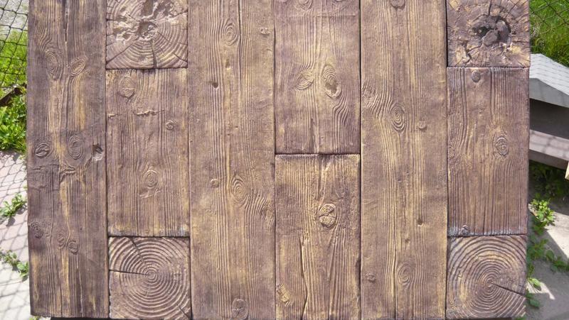 Betonowe Imitacje drewna - CENA za 1 m2 123zł  -20% super promocja wiosenna tylko 98,4zł