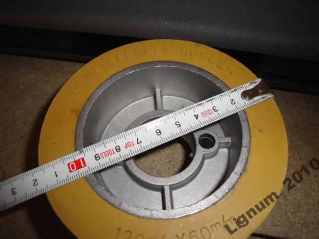 Kółka (Rolki) Do Posuwu MAGGI oraz SIMP (Stalowe i Aluminiowe)
