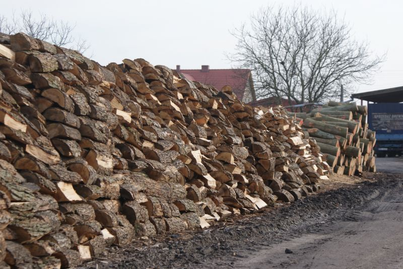 Drewno kominkowe, opałowe -  zachodniopomorskie