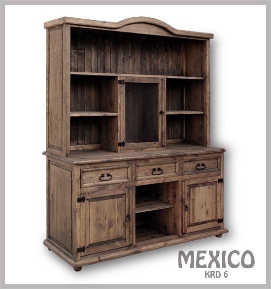 Holzmöbel - MEXICO STIL