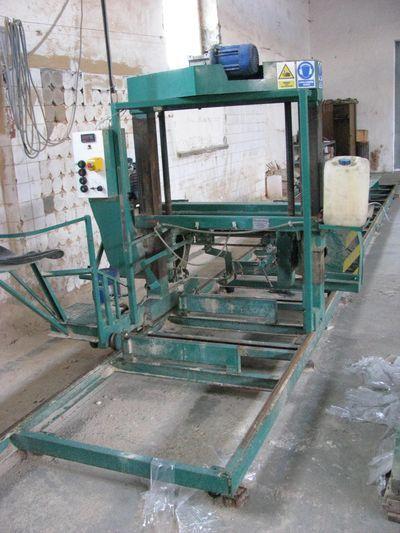 WoodcuttingTrak TR 700-PM rok. 2008 mało używany