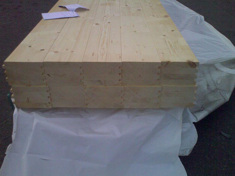 konstrukcyjne drewno klejone KVH BSH BBS dzwigary , Elewacje