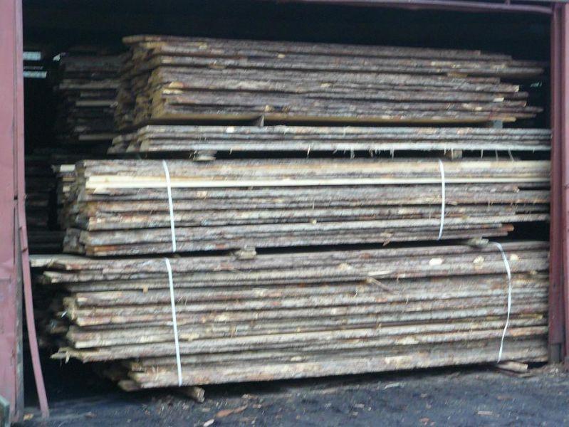 Tarcica sosnowa sucha n/o KL I/II gr.32,38,50,63 mm