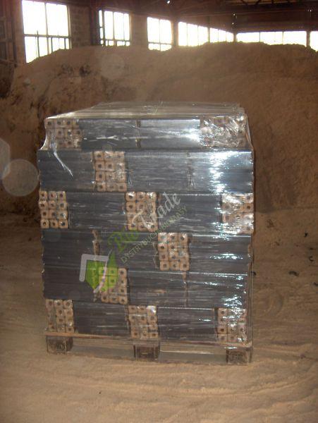 Brykiet Pini-Kay dębowy - 10/960kg - 3 wolne ladunki. Najwyższa jakość!