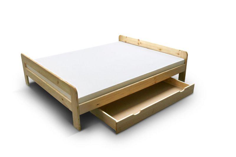 Łóżka szuflady półki