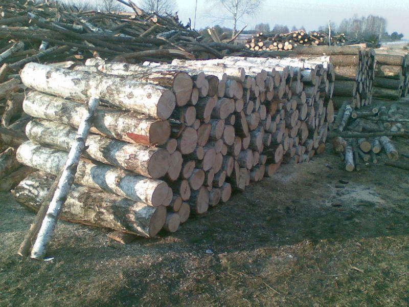 Sprzedam drewno opałowe suche i mokre.