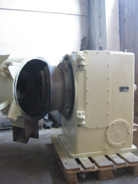 Granulator Simon 110kW wraz z oprzyrządowaniem