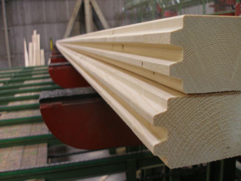 Bale profilowane , drewno konstrukcyjne dla profesjonalistów