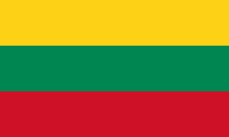 Surowiec drzewny v Litwy