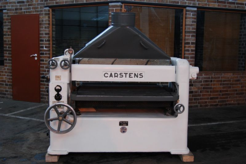Szlifierka Dwuwałowa ERNST CARSTENS