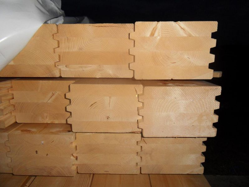 Dostawca drewna KVH BSH, drewna profilowanego