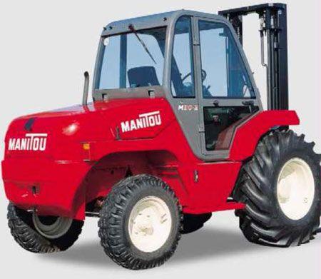 Manitou M30.4T - 3 tony udźwig - NOWY