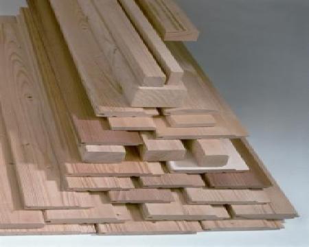 Drewno profilowane
