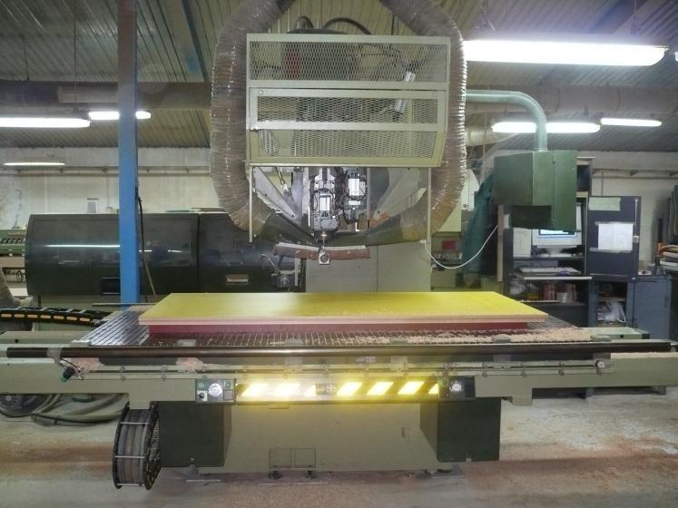 Frezarka CNC Routomat rt2cu