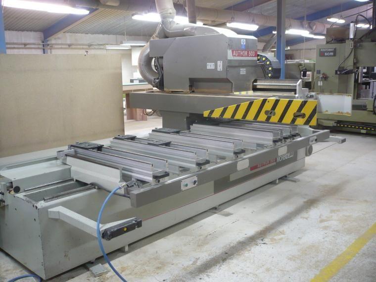 Frezarka CNC Morbidelli 503