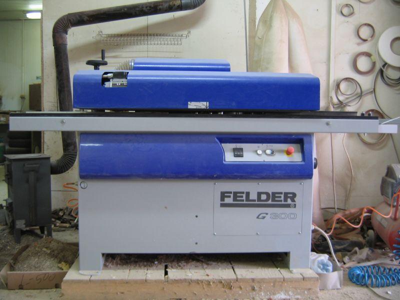 Okleiniarka G 300 FELDER wraz