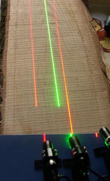 Laser liniowy czerowny , zielony !