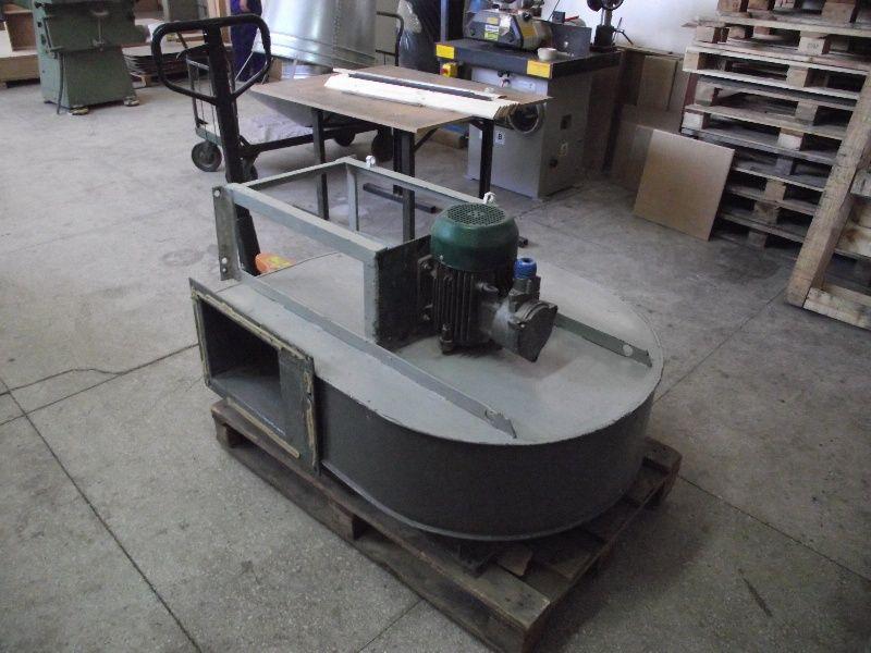 Wentylator SWM-500/Ex