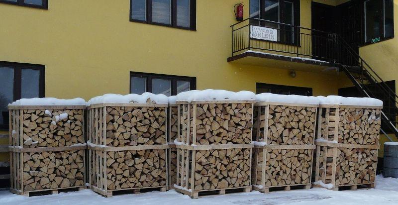 Sprzedam Drewno Opałowe Bukowe